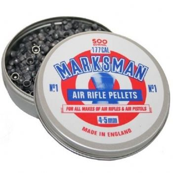 Marksman Domed Pellets .177 - Silco Sports - Airgun Supplies Solihull